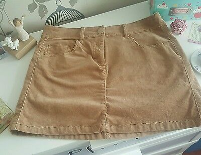 lovely girls autumn skirt from next size 14 years.
