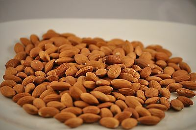 Natural/Raw Almonds - (Australian Grown) 1kg (FREE SHIPPING)