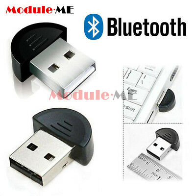 1pc Mini USB2.0 EDR Wireless Bluetooth Dongle Adapter for Laptop PC Win 7 8 Xp