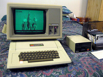 Apple II Plus COMPUTER SYSTEM - ORIGINAL BOXES! - COMPLETE, CLEANED & TESTED!