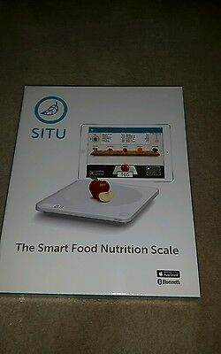 Situ scale...The Smart Food Nutrition Scale