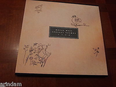 Great Britain Royal Mail 1988 full commemorative stamp yearbook with stamps