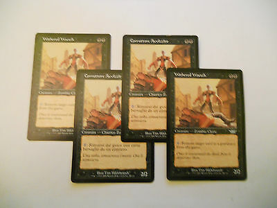 4x MTG Corruttore Avvizzito-Withered Wretch Magic EDH LEG-TS ITA-ING x4