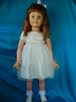 Vintage Ideal Patti Play Pal-Hazel Eyes--Replaced Body--Sold As Is--No Returns