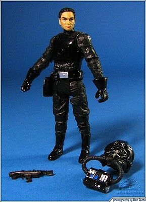 STAR WARS VINTAGE COLLECTION TIE FIGHTER PILOT VC65 Loose