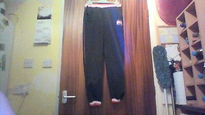 Girls Everlast tracksuit bottoms size 13 years