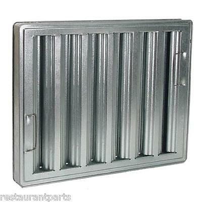 "Exhaust Hood GREASE FILTER Galvanized Baffle 20"" X 20"" NFPA NEW 31100"