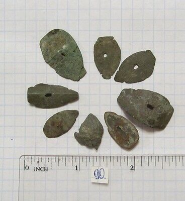 The ancient bronze artifacts № 90