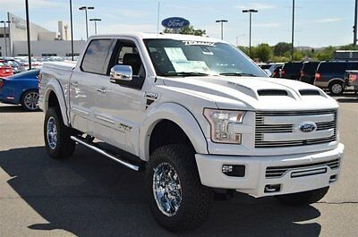 2016 Ford F-150  2016 Ford F-150 Tuscany FTX Shelby Supercharged