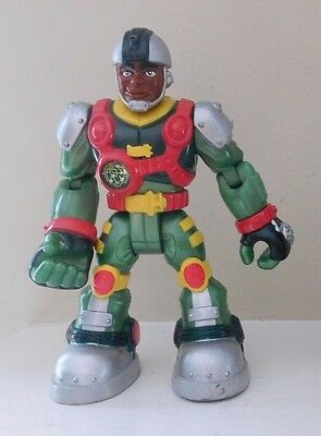 Fisher Price Rescue Hero Rocky Canyon 6'' Figure