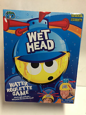 NEW Wet Head Game
