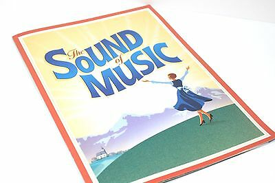 THE SOUND OF MUSIC ~ OFFICIAL THEATRE PROGRAMME 2009 - musical memorabilia