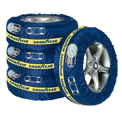 Goodyear Tyre Storage Bags Car Cover Spare Winter Summer Garage Wheel Protectors