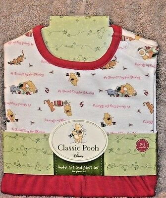 Baby's 1st Christmas This item is a Classic Pooh by Disney Body suit & pants set