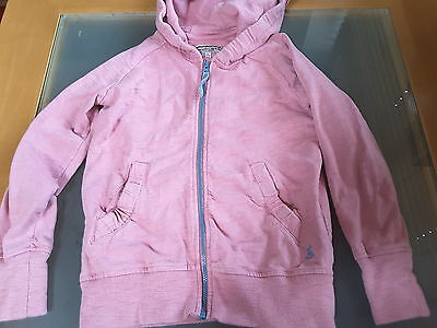 Little Joules Hooded Top, Dize 6 Yrs Old