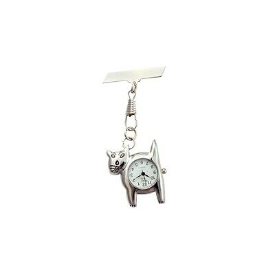Funkyfobz Cat Fob Watch Perfect Gift Midwife Nurse HCA Doctor Beauty Therapist