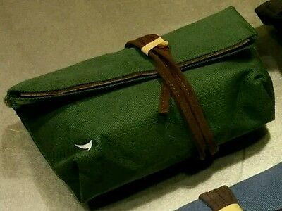 Cathay Pacific Seventy Eight Percent Business Class Amenity Kit GREEN