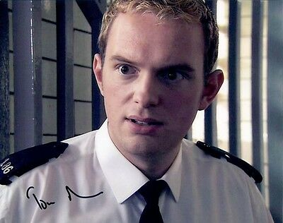 Tom Price In Person Signed Photo - B273 - Andy Davidson - Torchwood