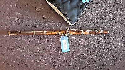 Antique Late 1800's French 10 Key Simple System Flute