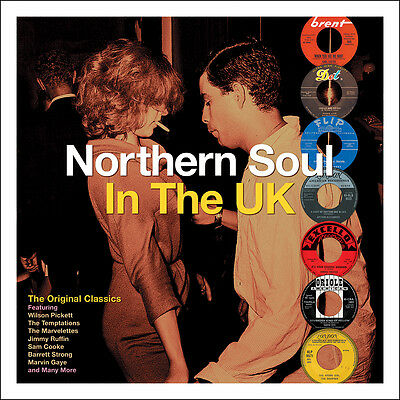 Northern Soul In The UK - 18 Original Classics (180g LP VInyl) NEW/SEALED