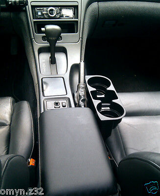 Nissan Cup Holder 300zx z32 1990-1996 Black Interior - FAST US SHIPPING