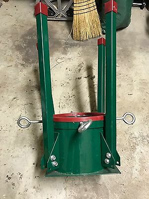 """Commercial Heavy Duty Metal Christmas Tree Stand 10"""""""