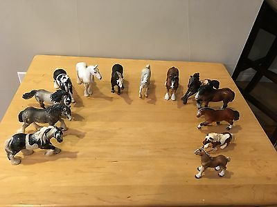 Schleich Horses lot Christmas Gift Collectors Ponies Pony Animals