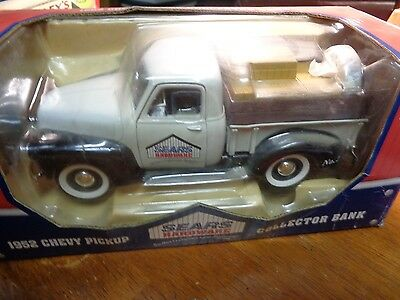 1952 Chevy pickup Collector Bank Sears Hardware