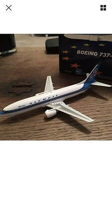 Olympic Airways 737-400 1:200 Scale Diecast By Aviation 200.