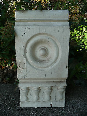 Antique Door or Window Rosette - Circa 1890 Eastlake Architectural Salvage