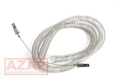 5300622034 Restring Dryer Heating Element Coil Fits Frigidaire Kenmore