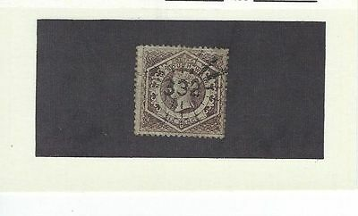 New South Wales Sc# 40 Used Stamp