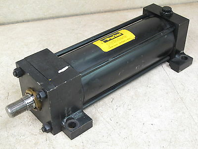 "Parker,  3 1/4""  Bore  X  8""  Stroke,   Pneumatic Cylinder,   Series 2An"