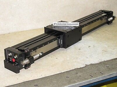 """Tolomatic,  Band Cylinder,  1 1/2""""  Bore  X  25""""  Stroke,  Dual Carrier"""