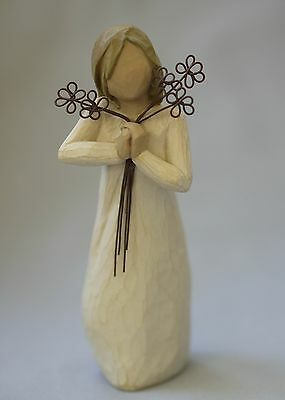 Friendship Demdaco Willow Tree Figurine by Susan Lordi