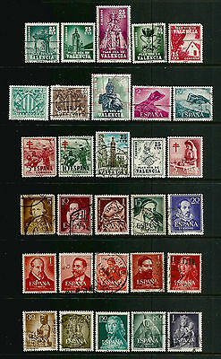 SPAIN - mixed collection No.5