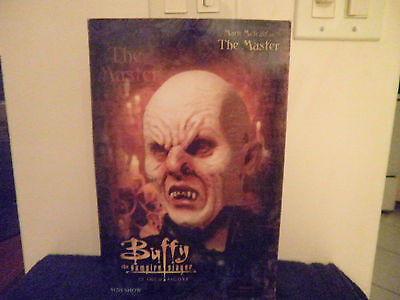 """The Master - BTVS - Sideshow Collectibles  12"""" Figure - NIB"""