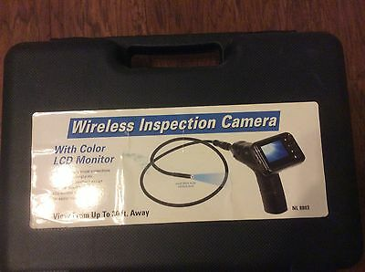 ***Wireless Inspection Camera NL-8803 with LCD color monitor***