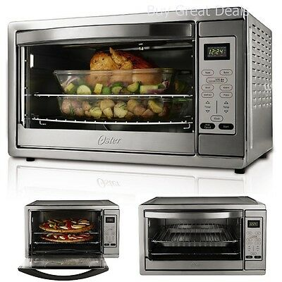 Extra-Large Convection Digital Countertop Oven Electric Pizza - NEW