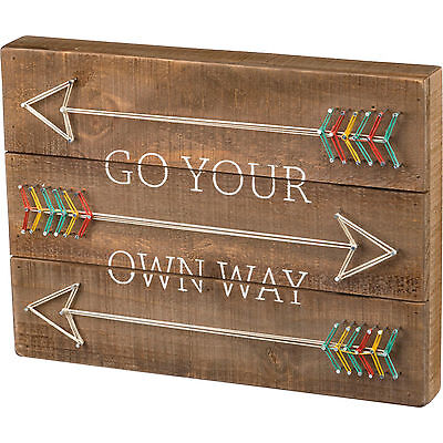 String Art: Go Your Own Way