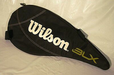 WILSON BLX Tennis Racket Cover with adjustable shoulder strap