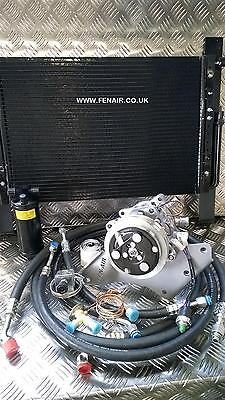 Jensen Interceptor Sanden A/C Conversion Kit