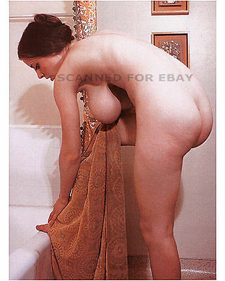 Tina Andrea nude print woman female girl legs butt busty picture photo sexy 11X9