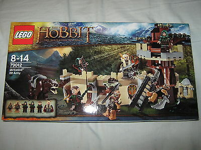 Lego The Hobbit 79012 Mirkwood Elf Army Lord Of The Rings new sealed