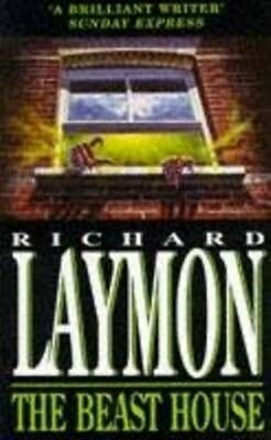 The Beast House by Richard Laymon Paperback Book