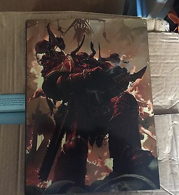 Warhammer 40k Chaos Crimsom Slaughter Codex