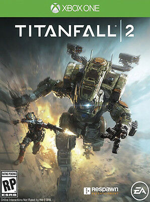 TITANFALL 2 Xbox One - Full Game Digital Download Fast Deliver NO CODE / NO DISC