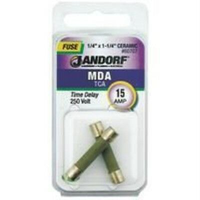 Jandorf Specialty Hardw Fuse Mda 15A Time Delay 60707