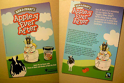 Ben & Jerry's Apple-y Ever After Stonewall gay marriage March 29th 2014! card