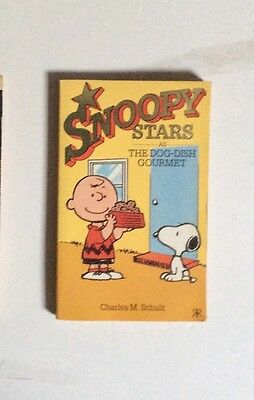 SNOOPY: Stars as The Dog-Dish Gourmet by Charles M Schulz